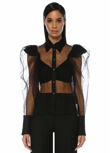 Beymen&Designer Gömlek Siyah